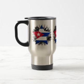Cuba Star Coffee Mug