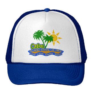 Cuba State of Mind hat - choose color