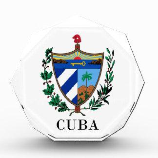 CUBA - symbol/coat of arms/flag/colors/emblem Award