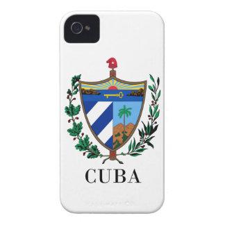 CUBA - symbol/coat of arms/flag/colors/emblem Case-Mate iPhone 4 Case