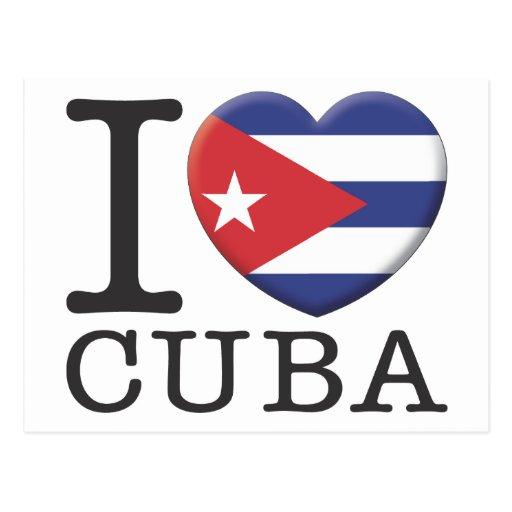 Cuba Tarjeta Postal