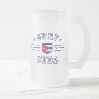 Cuba Taza De Cristal