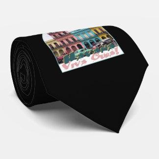 CUBA Tie