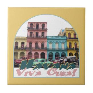 CUBA Tile