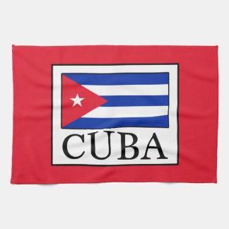Cuba Toalla
