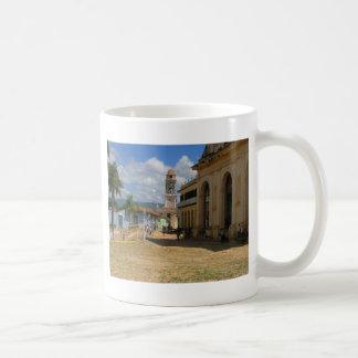 Cuba Town View Coffee Mug