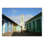 Cuba Trinidad Greeting Cards