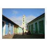 Cuba Trinidad Tarjeton