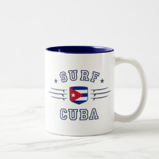 Cuba Two-Tone Coffee Mug