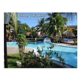 Cuba. Varadero Post Card