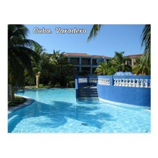 Cuba. Varadero Post Cards