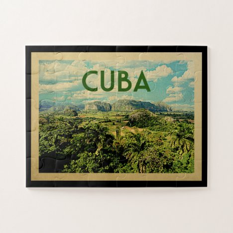 Vintage Cuba T-shirts & Gifts