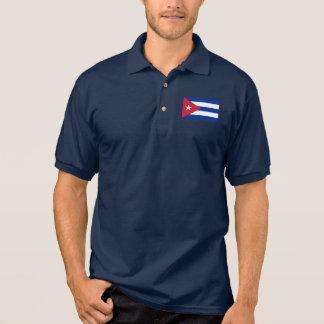 Cuba World Flag Polo