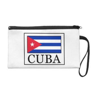 Cuba Wristlet
