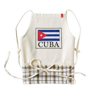 Cuba Zazzle HEART Apron