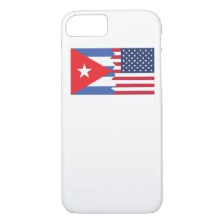 Cuban American Flag iPhone 8/7 Case