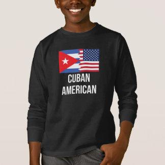 Cuban American Flag T-Shirt