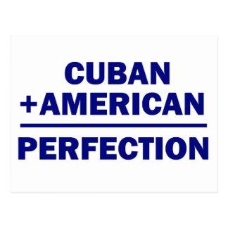 Cuban American Heritage Postcard