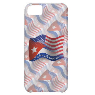 Cuban-American Waving Flag Case For iPhone 5C
