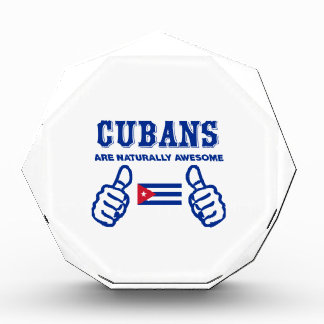Cuban are naturally awesome awards