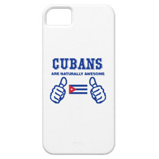 Cuban are naturally awesome iPhone 5 cases