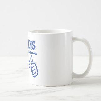 Cuban are naturally awesome coffee mug