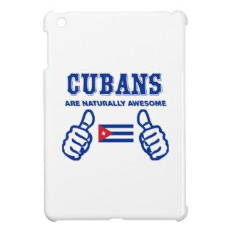 Cuban are naturally awesome iPad mini cover