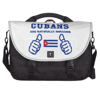Cuban are naturally awesome computer bag