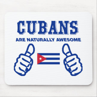 Cuban are naturally awesome mouse pad
