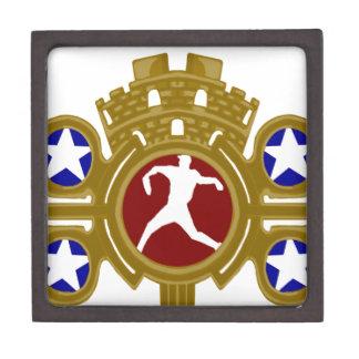 Cuban Baseball.png Premium Keepsake Box