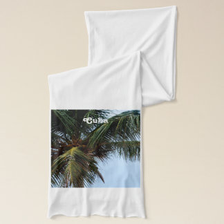Cuban Beach Scarf