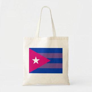 Cuban Bi Pride Bisexual LGBT bag
