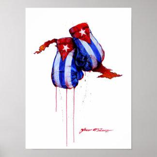 Cuban Boxing Legacy Print