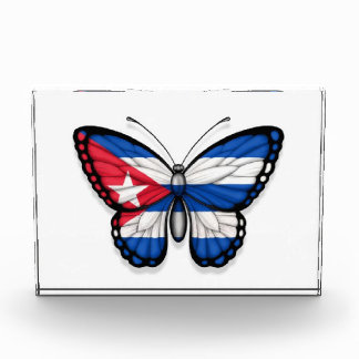 Cuban Butterfly Flag Awards