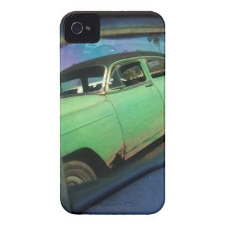 Cuban car reflection Case-Mate iPhone 4 case