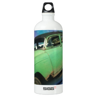 Cuban car reflection SIGG traveler 1.0L water bottle