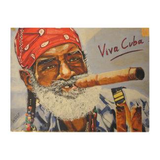 Cuban cigar art