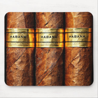 Cuban Cigars Habana Mousepad