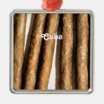 Cuban Cigars Ornaments