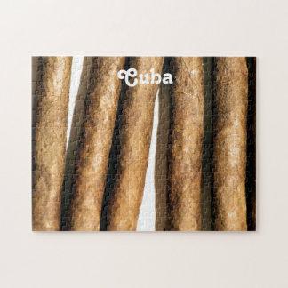 Cuban Cigars Puzzles