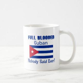 Cuban citizen design coffee mug
