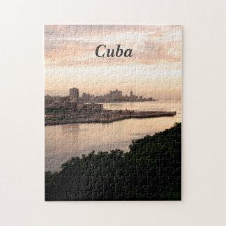Cuban Cityscape Puzzle