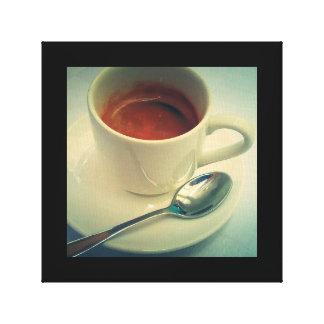 Cuban Coffee Canvas Print