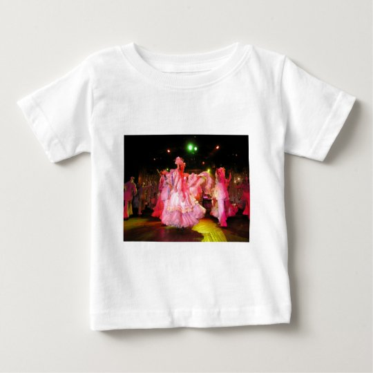 Cuban Dance Performance Baby T-Shirt