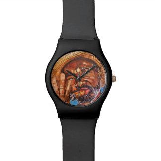 Cuban Farmer Wristwatch