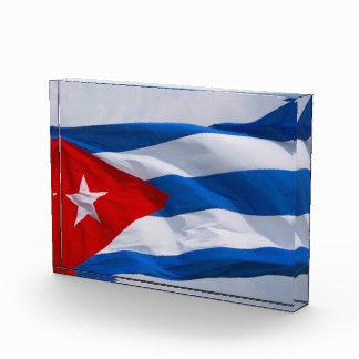 cuban flag award