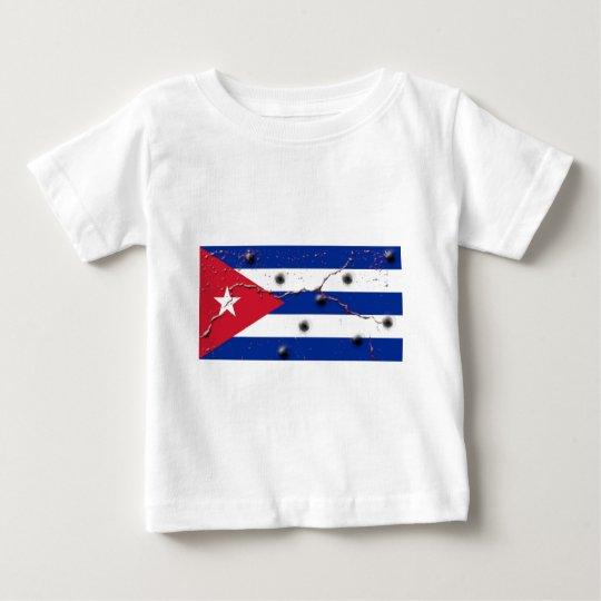 Cuban Flag Baby T-Shirt