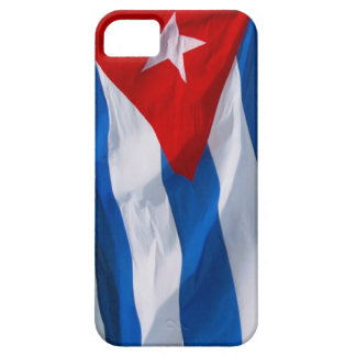 cuban flag iPhone SE/5/5s case