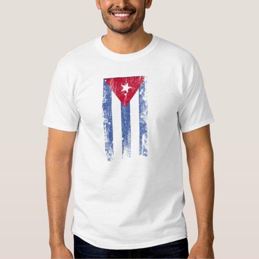 Cuban Flag T Shirt