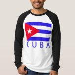 Cuban Flag T-shirts